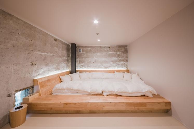 【ROOM1_1階】洋室24.05平米■最大定員4名
