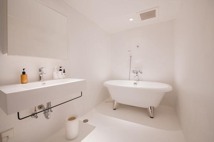 【ROOM2_2階】バスルーム