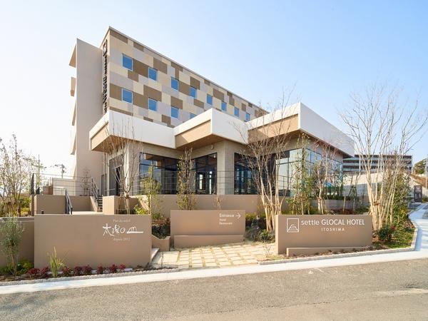 settle GLOCAL HOTEL ITOSHIMA