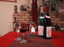 キャンドルライト&ワイン