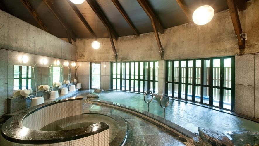 *大浴場/保温・保湿効果が高く、冷え性改善におすすめです。