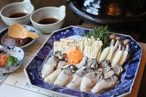 牡蠣鍋 ※別注料理