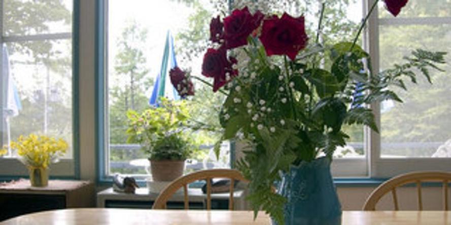 薔薇のあるラウンジ(2)R