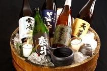 焼酎、日本酒画像