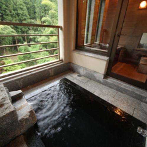 特別室付露天風呂