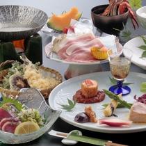 夏の料理例1