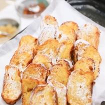 レストラン◆朝食で大人気!フレンチトースト