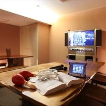 館内施設◆カラオケルームで盛り上がろう