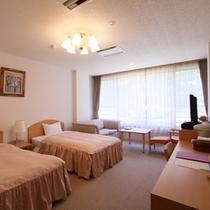 【アクセシブルルーム】/車椅子のお客様に安心してご利用いただけるお部屋です。