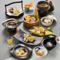 【海鮮コース】/会席料理+チョイス1品! ※一例