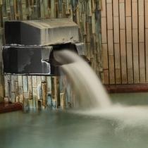 【鵜の湯】男湯/バイブラ風呂やサウナ風呂を完備しております