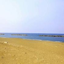ただぼーっと海を眺めて過ごすのもお薦めです。波の音に癒されます♪