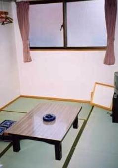 ♪素泊まりプラン♪和室6畳【バス付・トイレ共同】