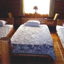 コテージA お部屋(一例)