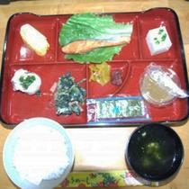 *朝食一例(和食)/奇数日には和食をご提供いたします。