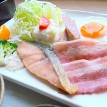 朝食の一例♪