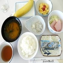 朝食イメージ(真上から)
