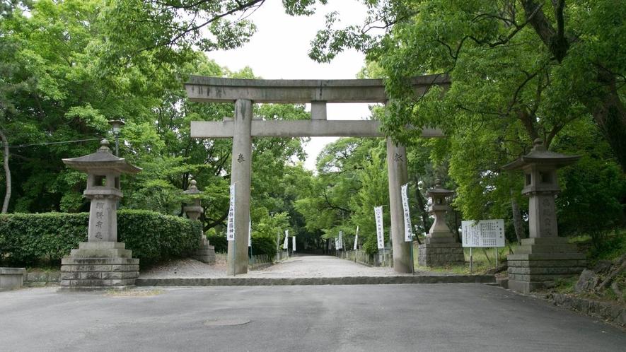 和歌山城護国神社