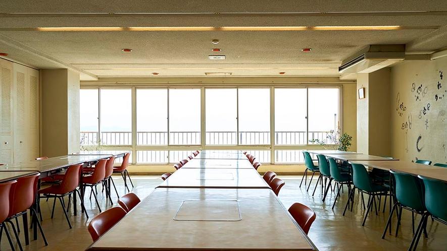 海見える食堂