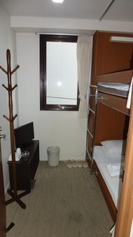 グループ2一般(個室2段ベッド)