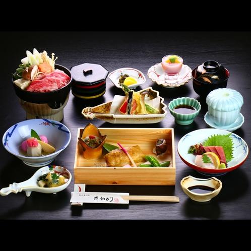 【夕食】3000円コース