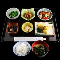 ■朝食■タイプ3 一品一品、手作りにこだわり調理しています