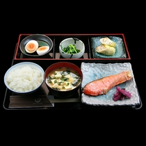 和朝食(Japanese Food)