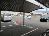 バイク 駐輪場 1