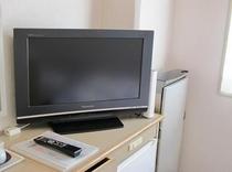 客室 液晶TV