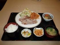 お任せ夕食 例-2