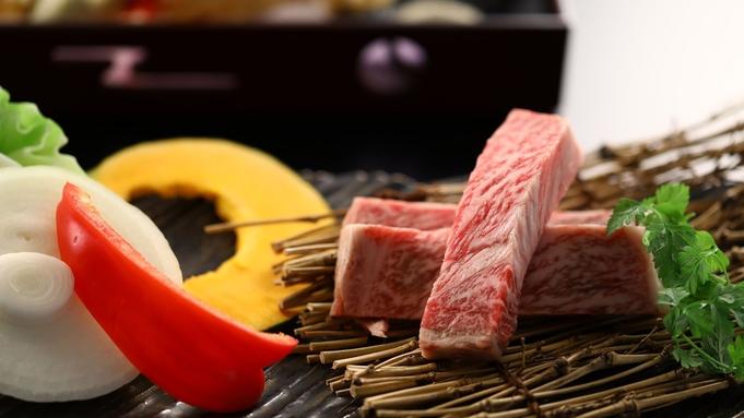 【信州牛ステーキプラン】蛇紋岩石焼プレートで食す!りんごで育った信州牛のステーキ御膳