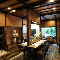 ■【CAFE&RESTAURANT DHARMA】ほっと一息