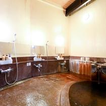 ■【内湯】泉質が良く、何度でも入りたいお風呂です。