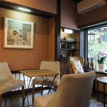 ■【CAFE&RESTAURANT DHARMA】お仲間でごゆっくり