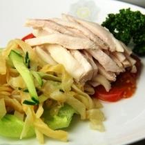中華夕食♪前菜