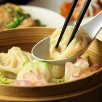 中華夕食♪小籠包