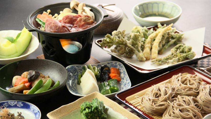 和食夕食♪おまかせメニューになります