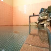 【天然温泉】24時間入浴可能です♪
