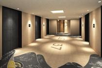 パノラマフロア エレベーターホール