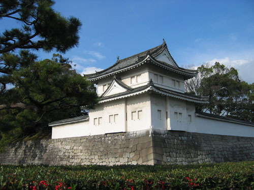 元離宮 二条城 【世界遺産】           京都ガーデンホテルより徒歩10分