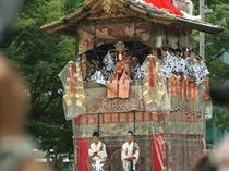 祇園祭 山鉾巡行