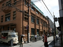 アートコンプレックス1928                   京都ガーデンホテルより徒歩12分