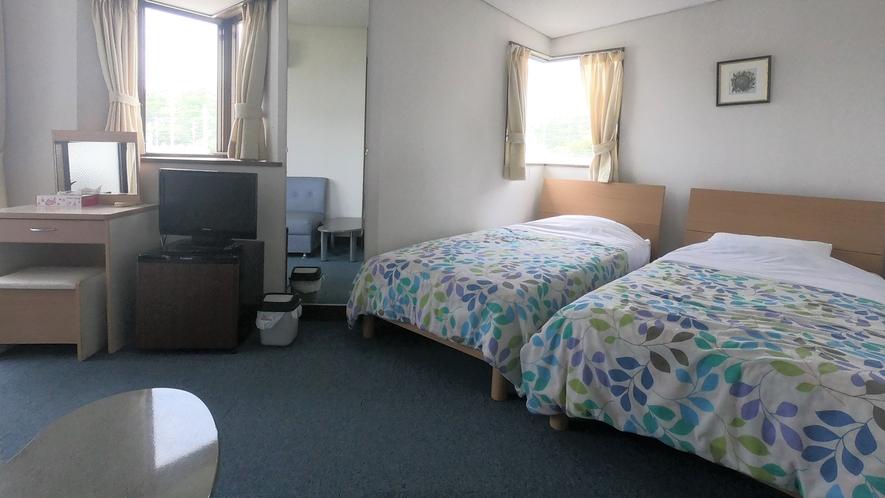 ツインルーム207号室