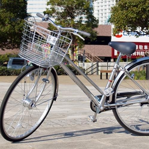 自転車貸し出しサービス
