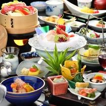 夏季限定個室プラン お料理の一例☆彡