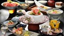 春のお食事イメージ(レストラン)