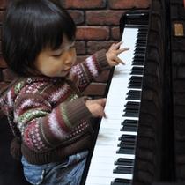 ピアノが奏でる優しいメロディ