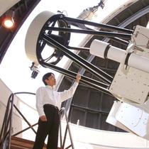 九州一の天体望遠鏡と星のコンシェルジュが貴方を神秘の世界に誘います