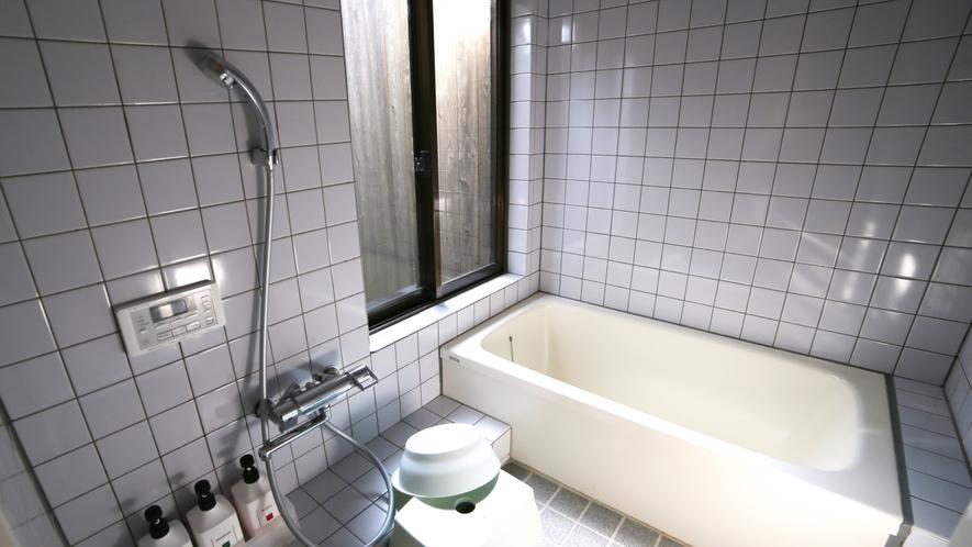 【本館メゾネットツイン】バスルーム