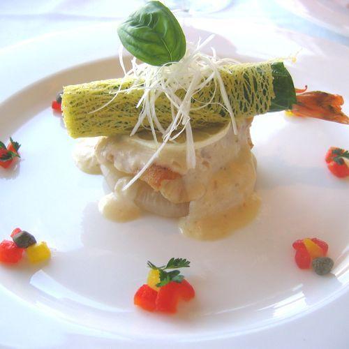 ボルドー ランチ『魚料理』イメージ